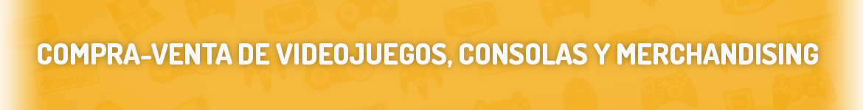 Tu web para comprar y vender videojuegos