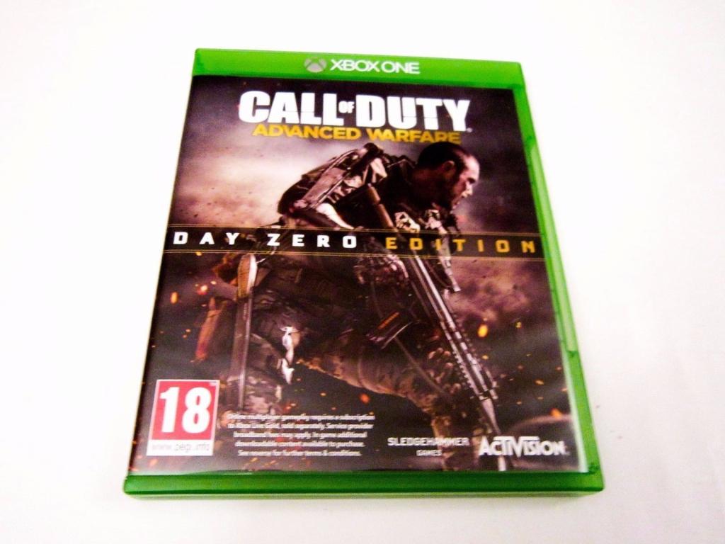 ᐅ GAMIMBO - Call of Duty Advanced Warfare Day Zero Edition ...