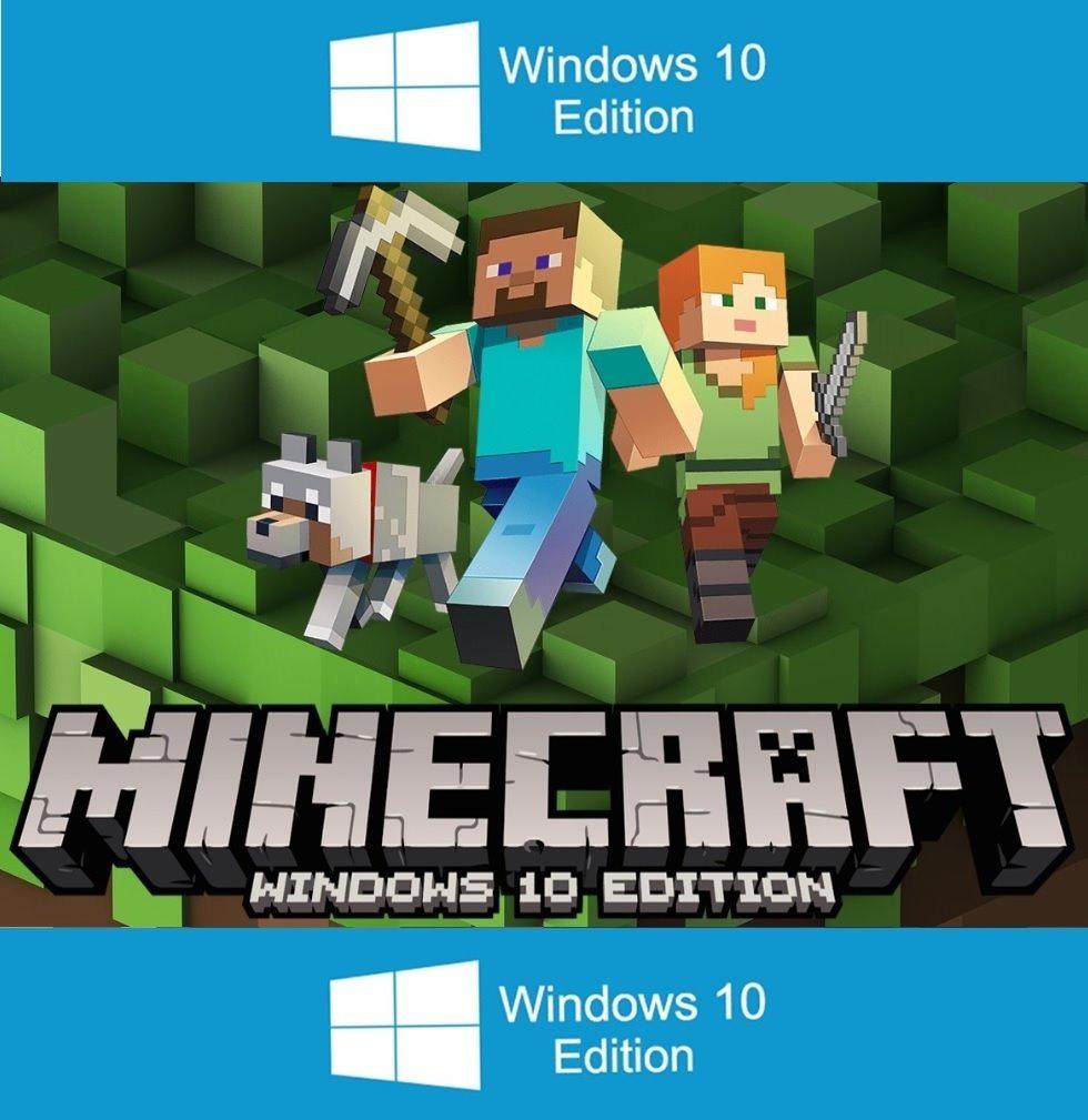 minecraft windows 10 product key