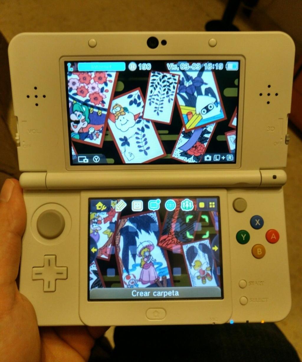 Pack New Nintendo 3ds 2 Carcasas De Ed Limitada Juego Funda