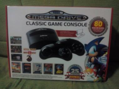 Consola Megadrive 80 Juegos At Games Para Mega Drive Gamimbo